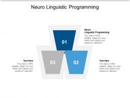 Neuro Linguistic Programming Ppt Powerpoint Presentation Model Demonstration Cpb