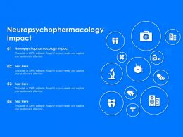 Neuropsychopharmacology Impact Ppt Powerpoint Presentation Icon Samples