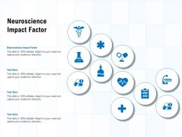 Neuroscience Impact Factor Ppt Powerpoint Presentation Styles Display
