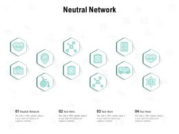 Neutral Network Ppt Powerpoint Presentation Pictures Smartart