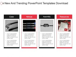 New And Trending Powerpoint Templates Download