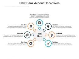New Bank Account Incentives Ppt Powerpoint Presentation Icon Graphics Cpb