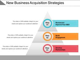 New Business Acquisition Strategies Presentation Portfolio