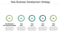 New Business Development Strategy Ppt Powerpoint Presentation Styles Layouts Cpb