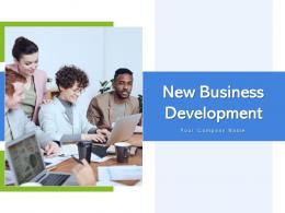 New Business Development Term Objectives Opportunity Generation Financial Projections