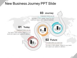 New Business Journey Ppt Slide
