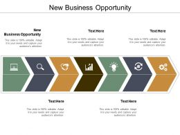New Business Opportunity Ppt Powerpoint Presentation Layouts Designs Download Cpb