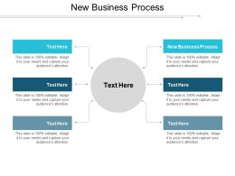 New Business Process Ppt Powerpoint Presentation Gallery Background Designs Cpb