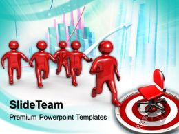 New Business Strategy Powerpoint Templates Competition Leadership Ppt Slides