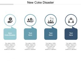 New Coke Disaster Ppt Powerpoint Presentation Gallery Guide Cpb