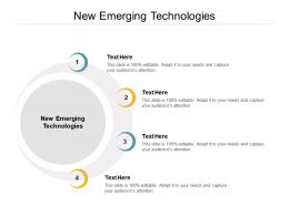 New Emerging Technologies Ppt Powerpoint Presentation Styles Slideshow Cpb