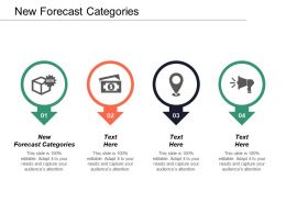 New Forecast Categories Ppt Powerpoint Presentation File Display Cpb