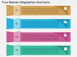 new_four_banner_infographics_and_icons_flat_powerpoint_design_Slide01