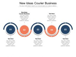 New Ideas Courier Business Ppt Powerpoint Presentation Pictures Graphic Tips Cpb
