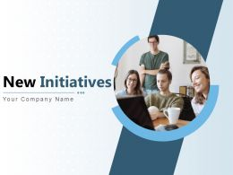 New Initiatives Develop Growth Resources Revenue Strengths Value Proposition