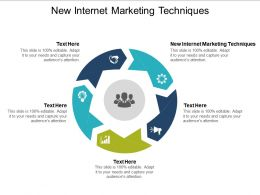 New Internet Marketing Techniques Ppt Powerpoint Presentation File Templates Cpb