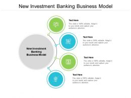 New Investment Banking Business Model Ppt Powerpoint Presentation Layouts Design Ideas Cpb
