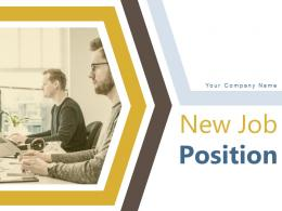 New Job Position Essential Points Elements Announcement