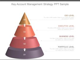 New Key Account Management Strategy Ppt Sample