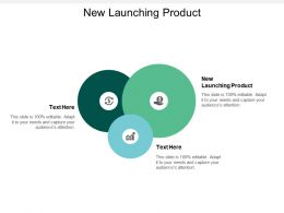 New Launching Product Ppt Powerpoint Presentation Gallery Background Image Cpb