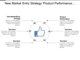 New Market Entry Strategy Product Performance Manufacturing Capability