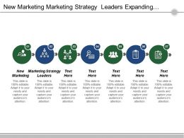 New Marketing Marketing Strategy Leaders Expanding Market