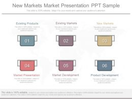 New Markets Market Presentation Ppt Sample