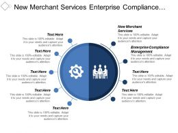 New Merchant Services Enterprise Compliance Management Recruiting Process Cpb