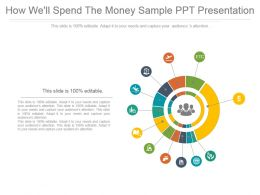New Method For Expenditure Management Sample Ppt Presentation