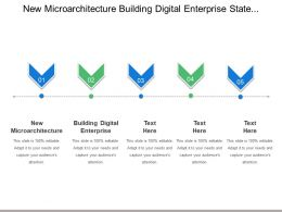 New Microarchitecture Building Digital Enterprise State Walker Roadmap