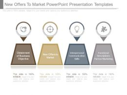 New Offers To Market Powerpoint Presentation Templates