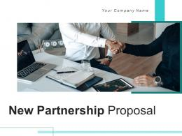 New Partnership Proposal Agreement Business Document Effective Structure