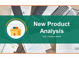 New Product Analysis Powerpoint Presentation Slides