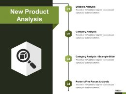 New Product Analysis Ppt Samples Download