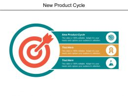 New Product Cycle Ppt Powerpoint Presentation File Layout Cpb