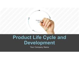 New Product Development And Life Cycle Strategies Process PowerPoint Presentation With Slides