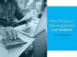 New Product Development Cost Analysis Powerpoint Presentation Slides