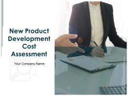 New Product Development Cost Assessment Powerpoint Presentation Slides