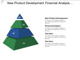 New Product Development Financial Analysis Business Modeling Marketing Launch