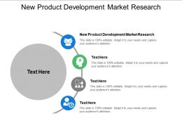 New Product Development Market Research Ppt Powerpoint Presentation Professional Gallery Cpb