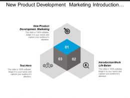 New Product Development Marketing Introduction Work Life Balan Cpb
