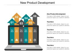 New Product Development Ppt Powerpoint Presentation Layouts Ideas Cpb