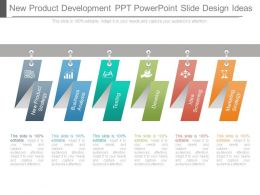New Product Development Ppt Powerpoint Slide Design Ideas