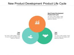 New Product Development Product Life Cycle Ppt Presentation Professional Show Cpb