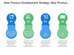 New Product Development Strategy New Product Development Process