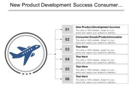 New Product Development Success Consumer Goods Product Innovation Cpb