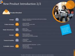 New Product Introduction Analysis Product Category Attractive Analysis Ppt Inspiration
