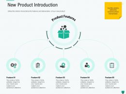 New Product Introduction Deliverables Ppt Powerpoint Presentation Outline Grid