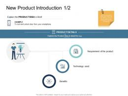 New Product Introduction Go To Market Product Strategy Ppt Inspiration