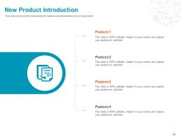 New Product Introduction Ppt Powerpoint Presentation File Visual Aids